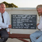 Dying For The Cause – Remembering Robert 'Bob' Browne