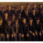 Castleisland Boys' National School Confirmation Class 1971
