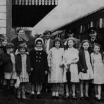 Castleisland Railway Reminescenses from August 21-1960