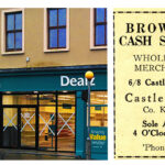 Dealz Castleisland Set for Tuesday Morning Opening Under H&S Guidelines