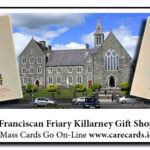 Ruth at the Helm as Franciscan Friary Shop Celebrates its 30th With Cards Online
