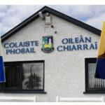 Beirt Ghaelgóirí ó Chóláiste Phobail Óiléan Chiarraí sa Chraobh Réigiúnach