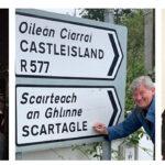 Creedon's Atlas of Ireland to Take In Sliabh Luachra on Sunday Evening