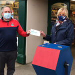 Split the Bucket Cheque of €751 Waiting for Maureen Sugrue