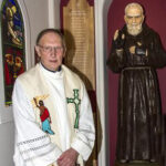 Padre Pio May Devotions on Tuesday Evening at 7:30pm