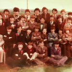 Castleisland Confirmation Class Faces and News from May 1979