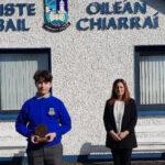 Community College Mathematician Benedek – an All Ireland Runner-Up