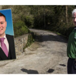 Councillors Farrelly and Healy Rae Welcome Kilquane Bridge Restoration Work