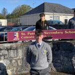 St. Patrick's Transition Year Students – Goalmine Enterprise Finalists