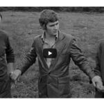 Moss Tommy Reidy Horse Trading on Film in Cordal in 1973