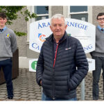 St. Patrick's Lends Many Hands to Castleisland Tidy Towns Initiative