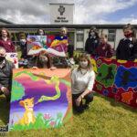 Art Collaboration Between Muire Gan Smál and Pres Secondary Schools