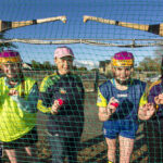 The Net Effect and the Camogie Association Honour for Sliabh Luachra Club