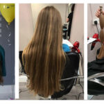 Kind Hearted Brígh Donates her Flowing Locks to The Little Princess Trust