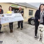 Castleisland Co-Op Mart Boosts Rionn's Service Dog's Training Fundraiser