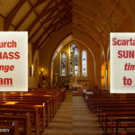 Parish Addressing the Need for Extra Time Between Sunday Masses