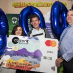 Cara Credit Union Celebrates Opening of 3,000th Current Account