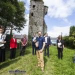 Castleisland Castle Conservation Management Update for Minister and Mayor
