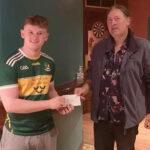 Máiréad takes Split the Bucket €1,005 Prize Up to Scart
