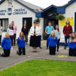 Minister Norma Foley's Visit to Castleisland Community College