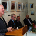 Minister Foley Expresses Sadness at the Death of Brendan Kennelly