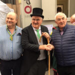 Castleisland Well Represented at Dan Tim's Freedom of London Sheep Drive