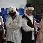 Play on Lyreacrompane Bog Drainage Scheme of 1752 – Rehearsals in Full Swing