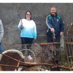 Currow Rural Development Group Holding A Scrap Saturday Fundraiser