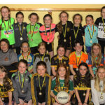 Success on the Double and Medals for Currow Ladies U-12s